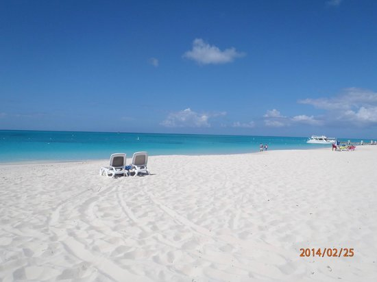 Club Med Turkoise, Turks & Caicos : beach