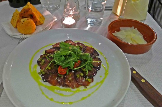 The Purbeck Pizzeria: Bresaola