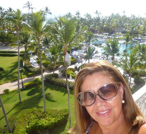 Hotel Riu Palace Punta Cana : piscina