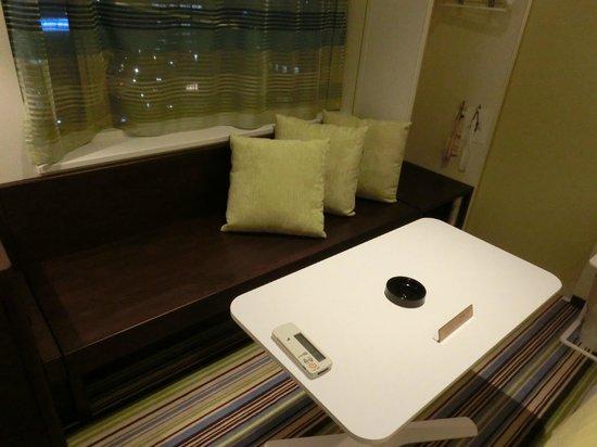 Ours Inn Hankyu: 部屋