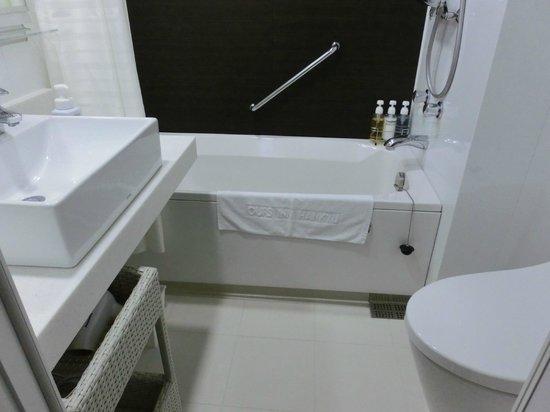 Ours Inn Hankyu: 浴室
