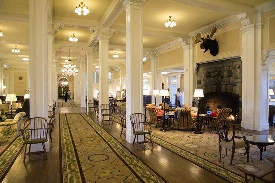Mount Washington Hotel & Resort Dining Room: Lobby