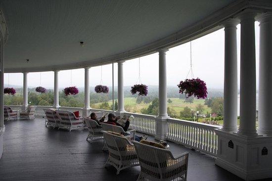 Mount Washington Hotel & Resort Dining Room: Veranda