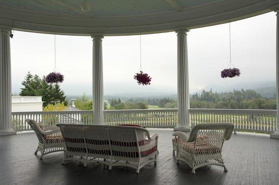 Mount Washington Hotel U0026 Resort Dining Room: Veranda