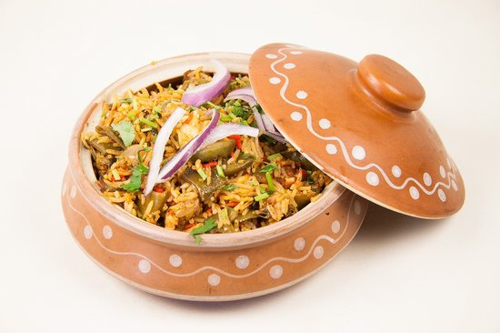 Ashiana Restaurant: Our Special Dum Biriyani
