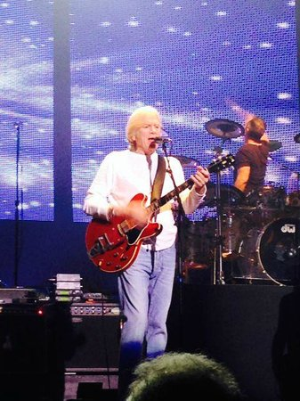 Mayo Performing Arts Center : Justin Hayward--The Moody Blues