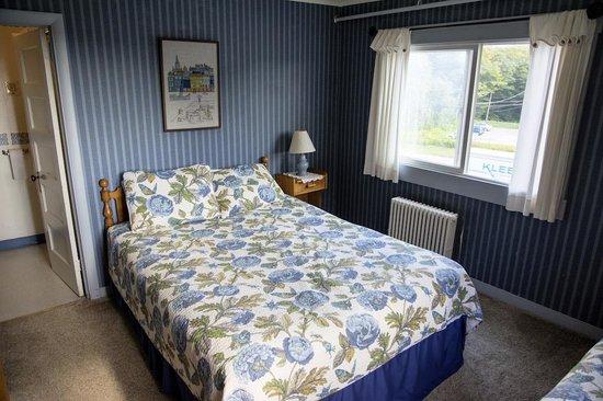 Inn at Long Trail: Bedroom