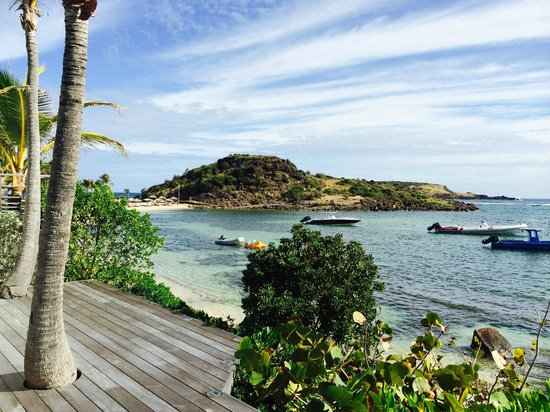 Le Guanahani : A Room With a View!!