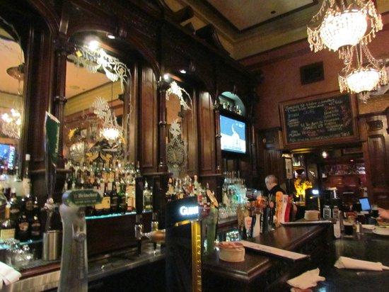 Ri Ra: at the bar