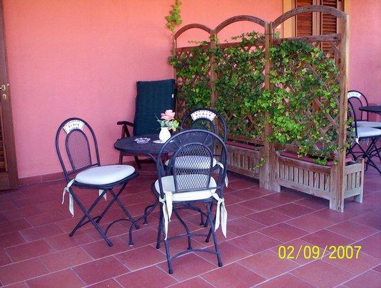 Hotel Villa De Pasquale: foto del primo soggiorno 1