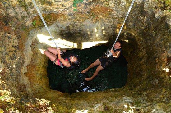 Discovery Jungle Park : Rapel en Jungla Maya