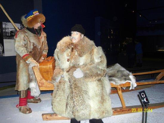 Finland-Rovaniemi-Arktikum
