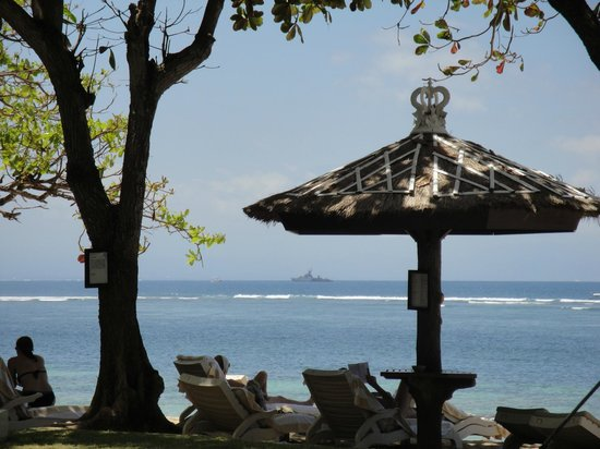 The Westin Resort Nusa Dua : Пляж 3
