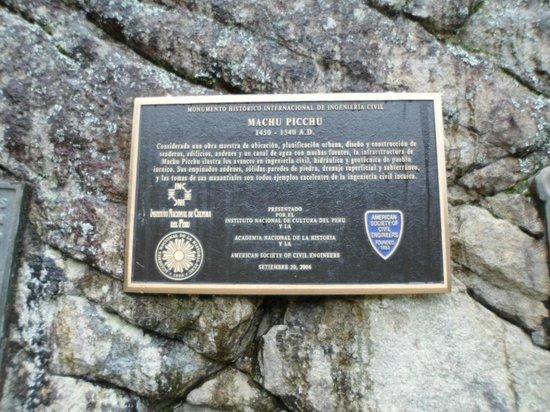 Machu Picchu Viajes Peru: Reconhecimento da Engenharia Inca