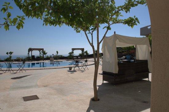 Santorini Mesotopos: Pool