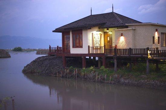 Aureum Palace Resort & Spa Inle: My Lake View Villa