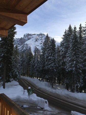 Hotel Maribel: Вид из окна