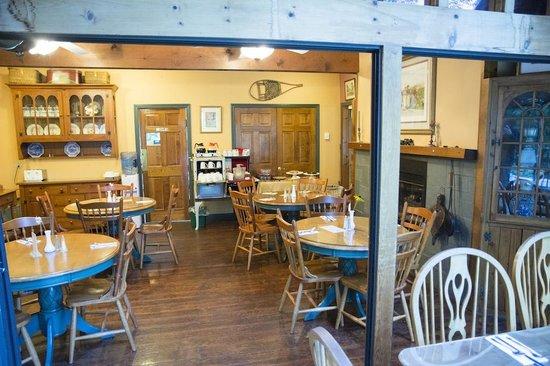 Cornell Inn Lenox : Breakfast restaurant