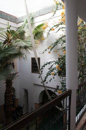 Ryad Noura : patio