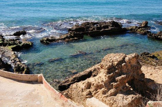 Banos de la Reina : Ein Stueck Kultur am Strand von Calpe