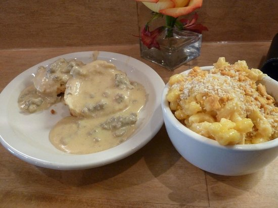 Maple Street Biscuit Company- San Marco: The Ralphie, Smokey Mountain Mac-N-Cheese