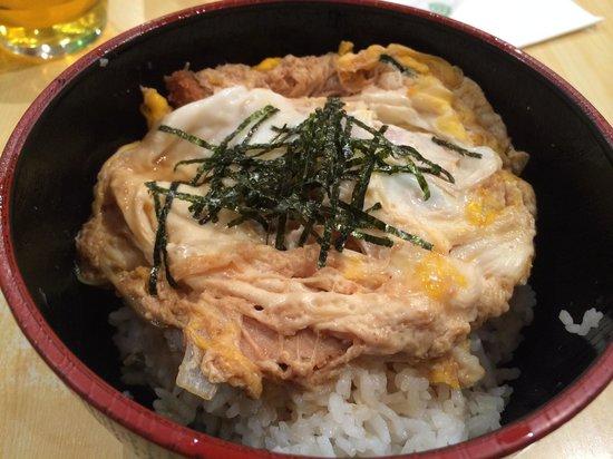 Naniwa-Ya : カツ丼