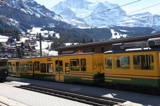 Hotel Roessli: Jungfraujoch