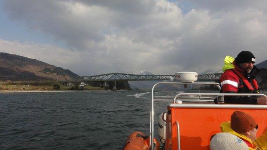Seaxplorer: on the boat