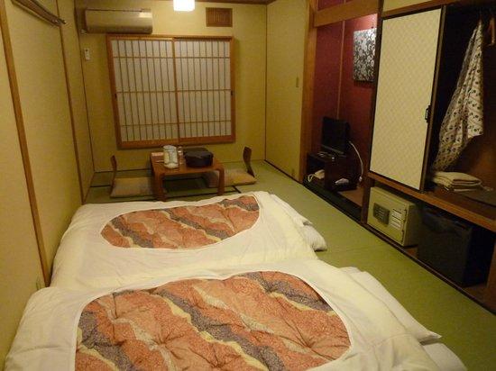 Nishiyama Ryokan : Room