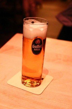 Gaffel am Dom: Gaffel Beer