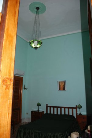 Hosteria Cartacuba: Bedroom