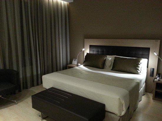 Hotel Catalonia Plaza Mayor: Bedroom on the 2nd floor