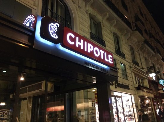 Chipotle : 看板