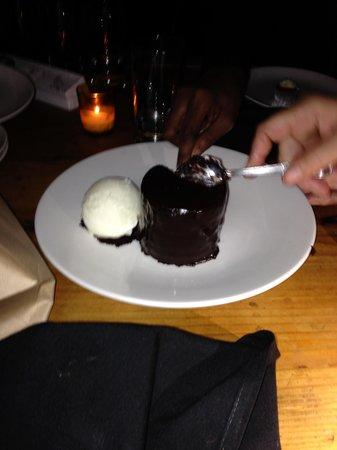 Beauty & Essex : Chocolate cake