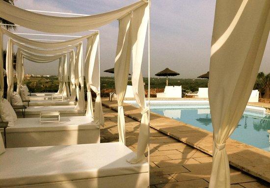 Es Turo Finca Hotel Rural: View to Cabrera Insel