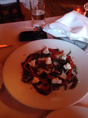 El Meze Restaurant: Great appetizer!