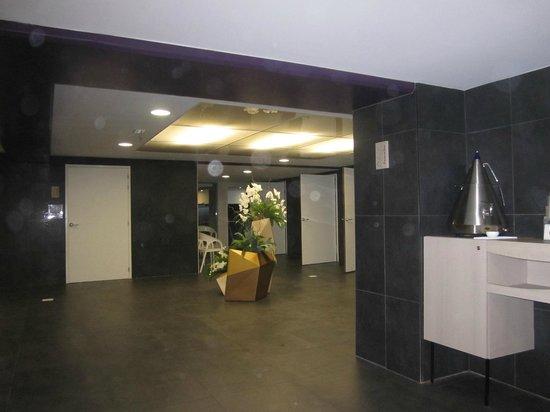 Thalazur : zone de soins