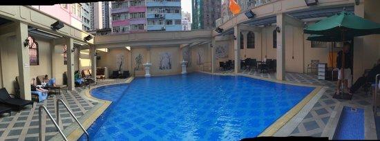Island Pacific Hotel: Pool c/J11Pee