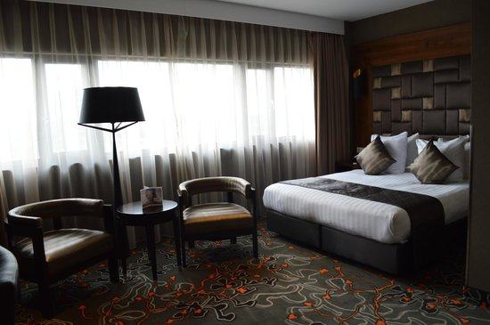 Hotel Golden Tulip Amsterdam West: Lovely room
