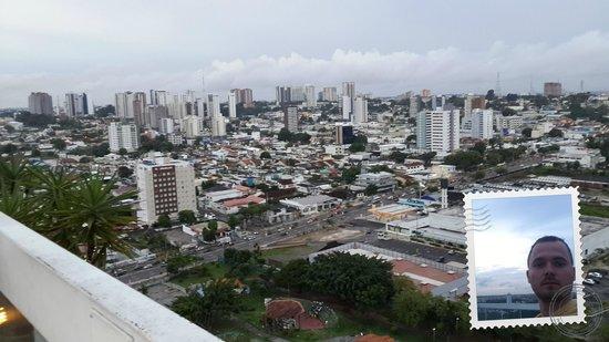 Manaus Hoteis - Millennium: Вид на город