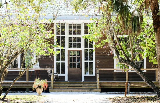 Koreshan State Historic Site: Impressive historic buildings and home.
