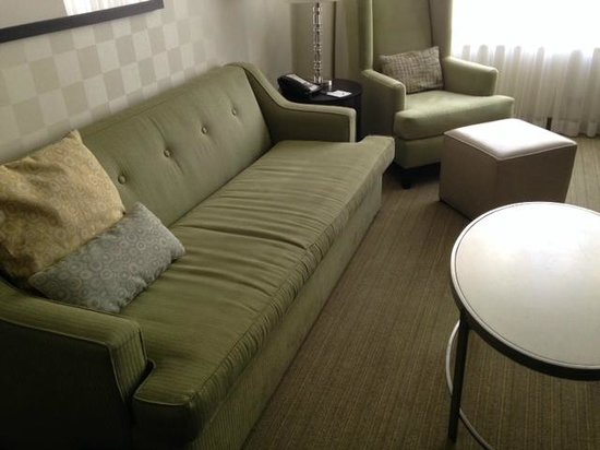 Hampton Inn & Suites Chicago - Downtown: Sofa sleeper