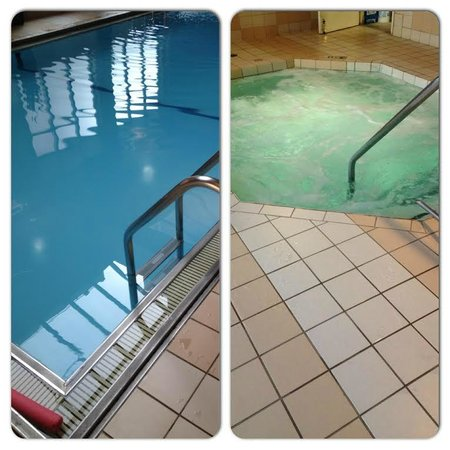 Hampton Inn & Suites Chicago - Downtown: Pool and hot tub.
