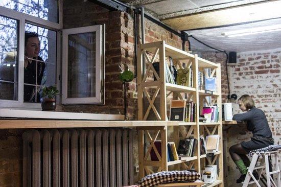 Bookshop-cafe Harms