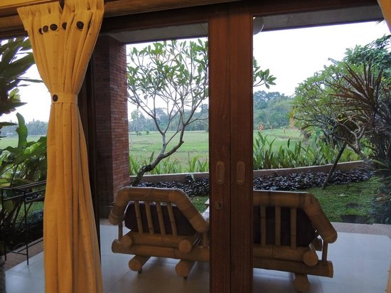 Tegal Sari: Looking out to the front