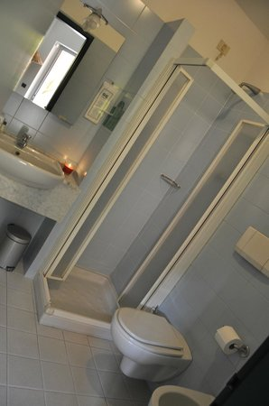 Green Hotel: Bagno