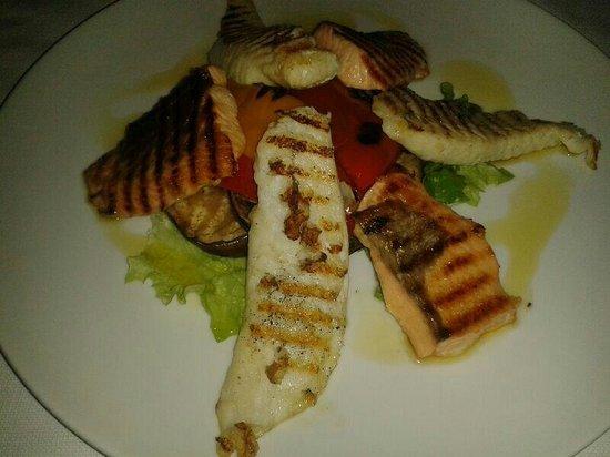 SOHO : grigliata di pesce