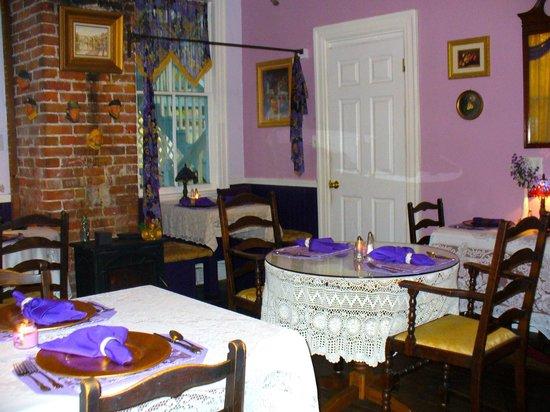 Penny Farthing Inn : The Breakfast Room