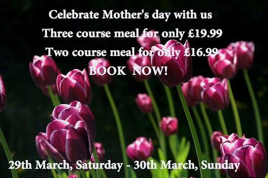 Sumeru Authentic Indian Restaurant: Treat for Mother's day