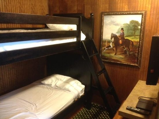 Bunk Bed Area King Bed Kids Suite Picture Of Holiday Inn Express Suites Tulsa S Broken Arrow Hwy 51 Tripadvisor
